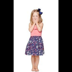 Lilly Pulitzer sparks fly glow Dory dress xl HTF